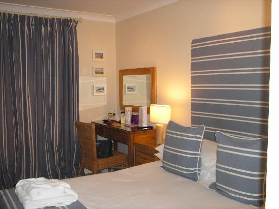 Haytor Hotel : Double bedroom