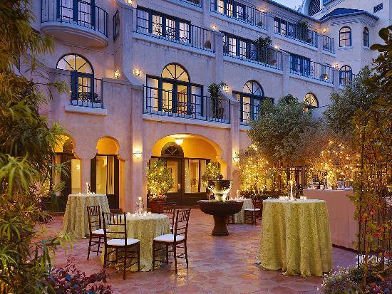 Marvelous Garden Court Hotel: Courtyard Patio Great Pictures
