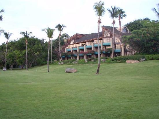 The Westin St. John Resort Villas: Beautiful grounds!