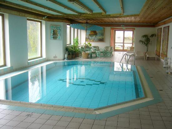 Hotel Alpenkrone: Hotel swimming-pool