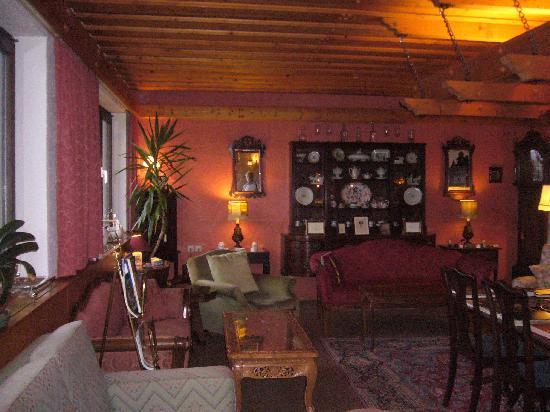 Hotel Alpenkrone: Hotl sitting-room