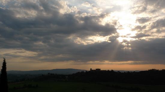 I Melograni del Chianti: View#1 from I Melongrani del Chianti