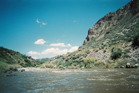 Los Rios River Runners: Beautiful scenery on the Rio Grande Gorge trip