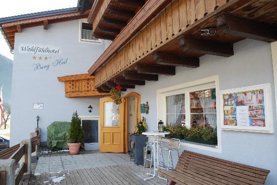 Wohlfühlhotel Berg Heil: Eingangsbereich