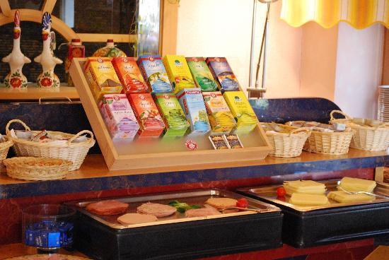 Wohlfühlhotel Berg Heil: Frühstück