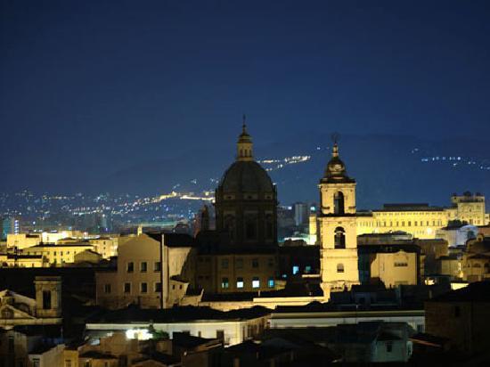 Ambasciatori Hotel: Panorama Terrazza