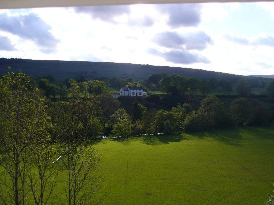 Cumberland Inn : View from room