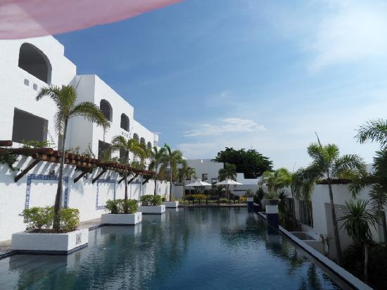 The Beautiful Lap Pool Picture of Bellarocca Island Resort and