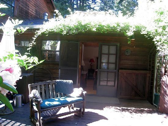 Redwood Croft: The Garden Room