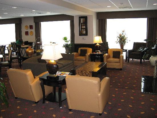 Hampton Inn Spring Lake-Ft. Bragg : Lobby