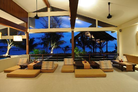 Samahita Retreat : Sattva Dinning and Lounge