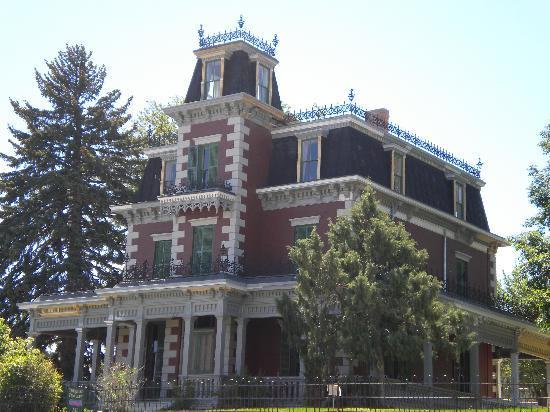Trinidad, Колорадо: Bloom Mansion