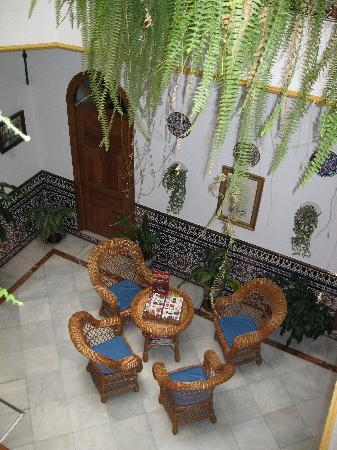 Pension Cordoba: foyer