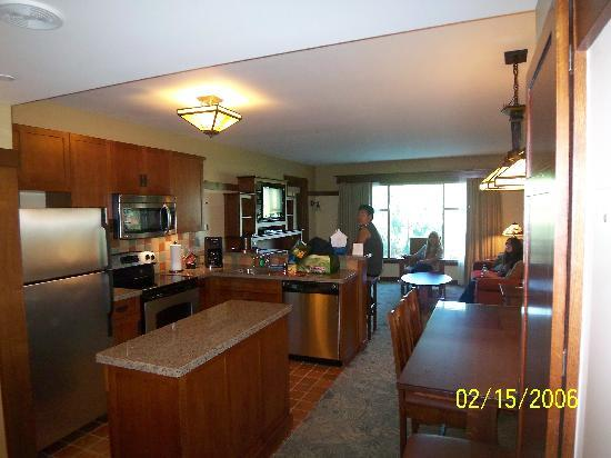 Dvc villas view from the entry picture of disney 39 s - Disney grand californian 2 bedroom suite ...