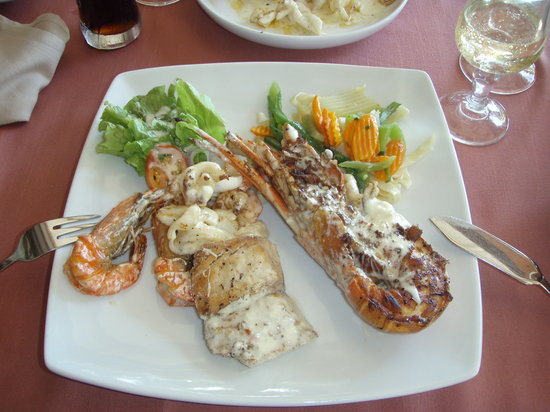 Le Capitaine: Delicious food