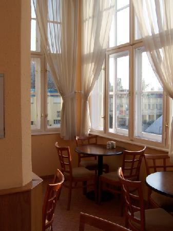 Csaszar Hotel: Dinning room...