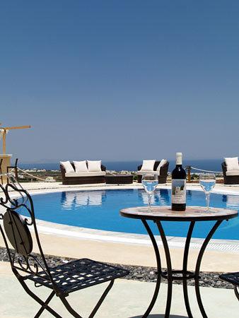 Santorini Mesotopos: Enjoy your coffeee or tea