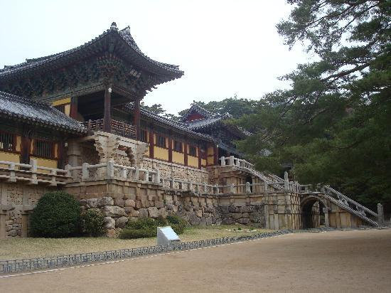 Gyeongju, South Korea: Bulguk-sa