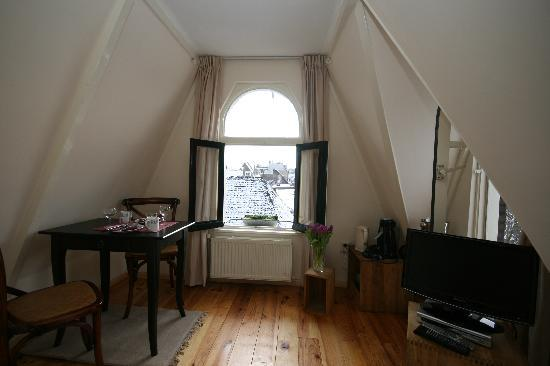 Eelhouse B&B: Room on topfloor