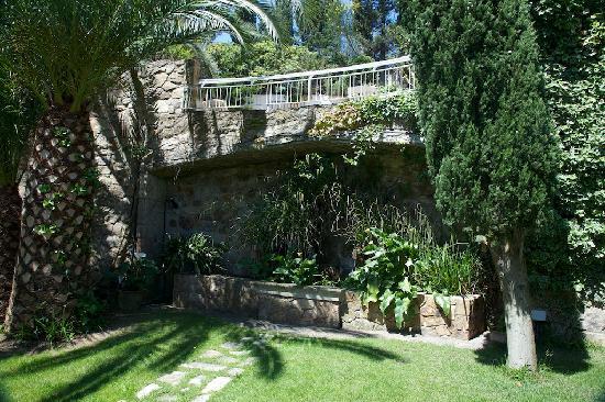 GHT Hotel Neptuno : Neptuno garden area