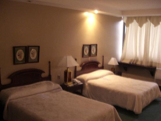 Hotel Excelsior Asuncion: Zimmer