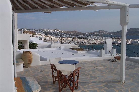 Marina View: Blick von einer der Terrassen