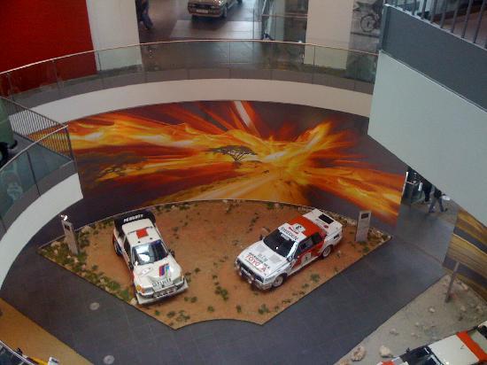Audi Museum: Museum