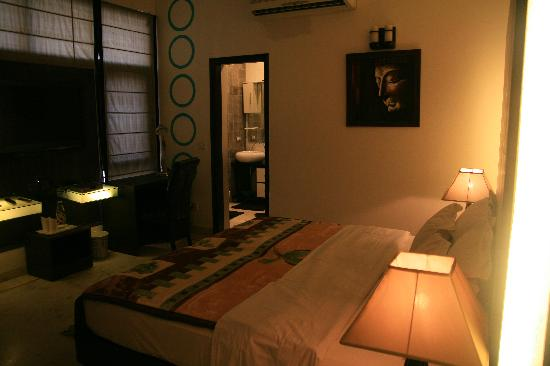 India Luxury Homes: Our room