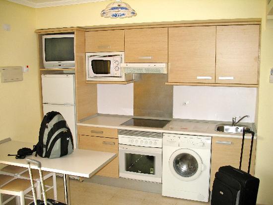 Lobosol Paradise Apartments: Zimmer