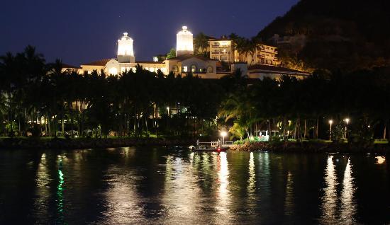 Grand Isla Navidad Resort: Blick von Bahia de Navidad