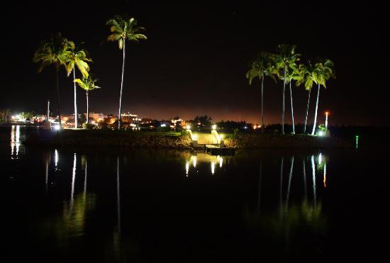 Grand Isla Navidad Resort: Hotelbucht