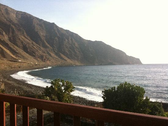 Parador Hotel El Hierro: Blick von Balkon
