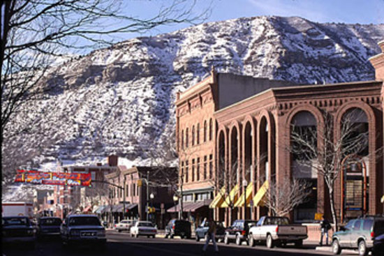 Historic Downtown Durango: Durango City