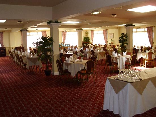 Norfolk Lodge Hotel : breakfast and diningroom