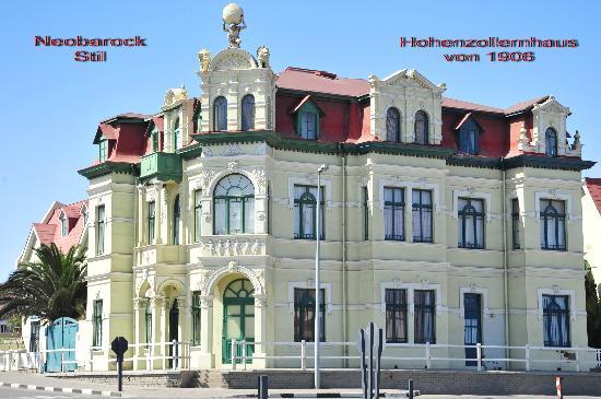 Swakopmund, Namibië: Das Hohenzollernhaus