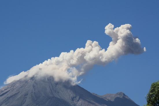Comala, المكسيك: Nevado de Colima