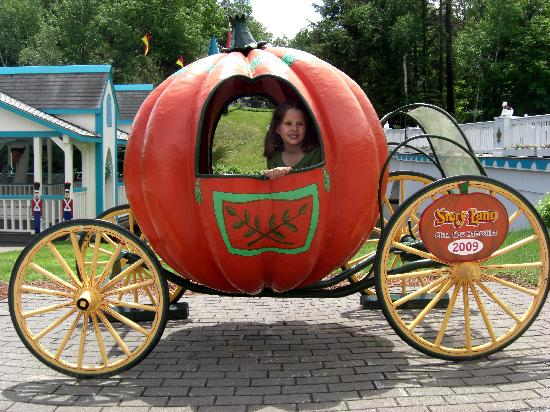 Glen, Nueva Hampshire: Cinderella´s Carriage