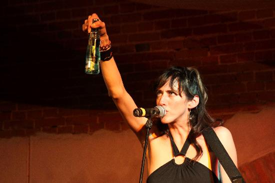 Lucklum, Germany: Latino Rock mit Patricia Vonne , Austin Texas