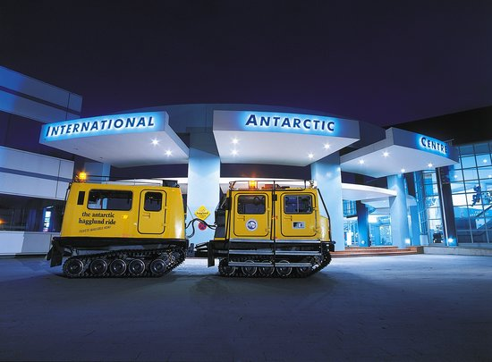 ‪International Antarctic Centre‬