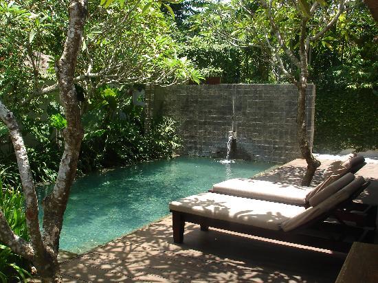 Kayumanis Nusa Dua Private Villa & Spa : la piscine de la villa