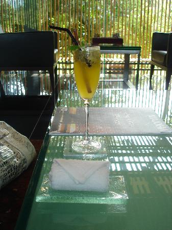 Kayumanis Nusa Dua Private Villa & Spa : le cocktail de bienvenue