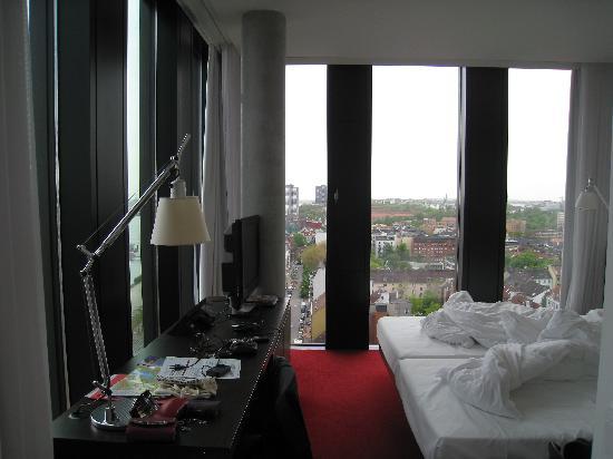 Empire Riverside Hotel : Zimmer mit Aussicht