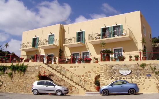 Kaliviani Traditional Hotel: Das Hotel Kaliviani