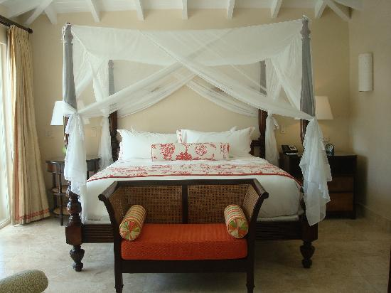 Jumby Bay, A Rosewood Resort: Our bedroom