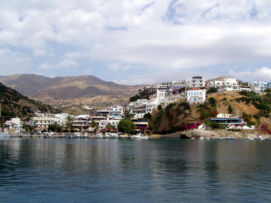 Restaurants in Agia Galini