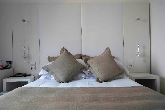 NH Collection Grand Hotel Convento di Amalfi : Bed