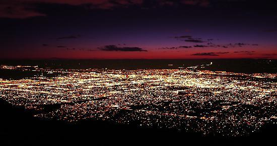 Albuquerque in der nacht