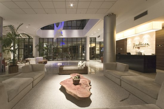 Radisson Hotel Maceio: Lobby