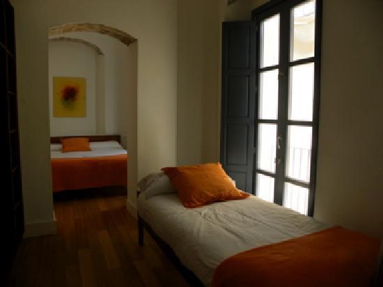 Hotel El Escondite del Viento: triple room