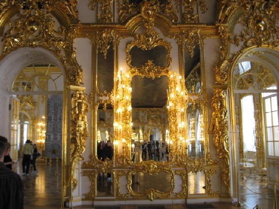 Petersburg, Rosja: Zaren Palast